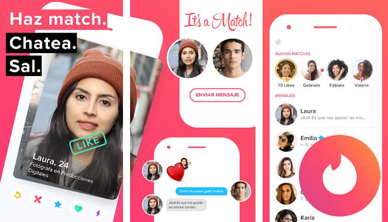 App para conocer gente–327877