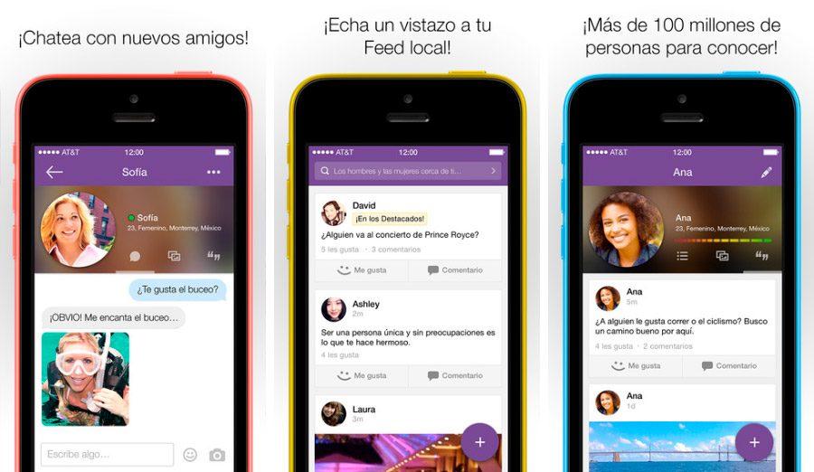 Apps para conocer–538277